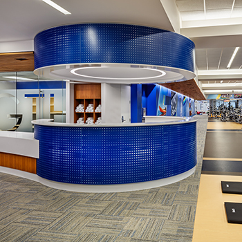 Cox Communications Headquarters T2 Amenities