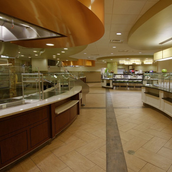 Confidential Insurance Company Servery & Dining Facility